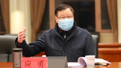如何让疫情拐点早日到来?湖北省委书记提出这些要求