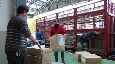 【捐赠】感动!爱心企业3批防疫物资支援黄石前线