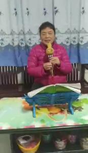 西塞山区老年大学徐晓玲