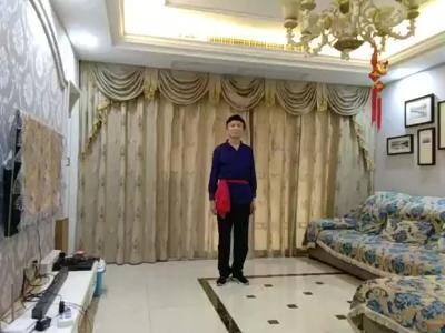 黄石港区阳光舞姿美艺术团王瑞齐-《逛新城》