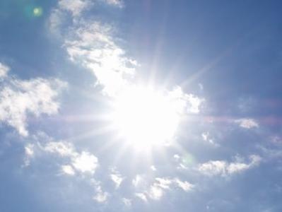 """""""六一""""阳光相伴,这里达到37℃!而后天雨水带着闪电上线了!"""