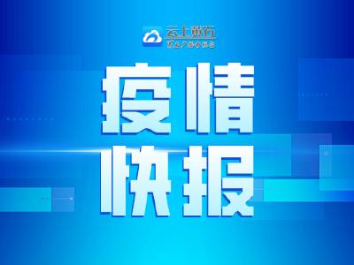 黄石市新冠肺炎最新疫情(截至5月27日24时)