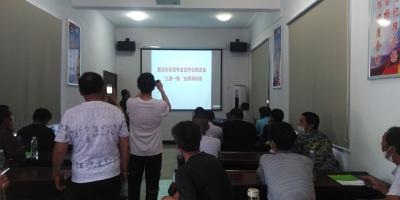 汪仁镇:组织培训送技术  养虾致富有信心
