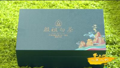 生态殷祖   白茶飘香