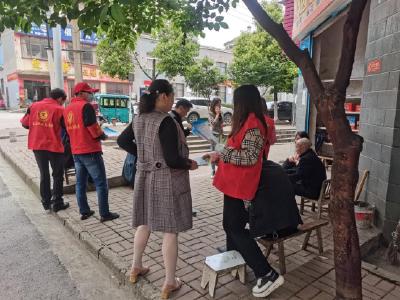 王太社区:倡导环境保护  文明低碳生活