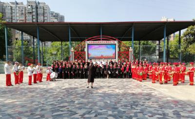 十五冶社区 | 快乐大翻倍 共庆母亲节