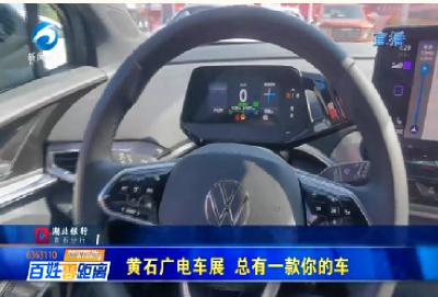 黄石广电车展 总有一款你的车