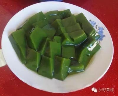 家乡舌尖上美味——观音豆腐