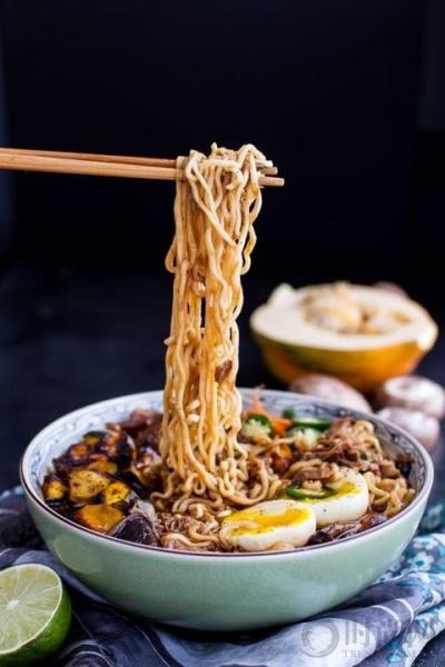 美味热汤面做法盘点 食补衣补两不误