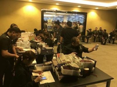 1200名中国人在菲被扣 驻菲使馆全力处置被置留事件部分公民获准离开