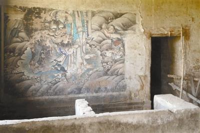 3年来山西至少10处壁画被盗 盗窃手法专业