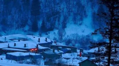 大雪丨一壶温酒,一炉火锅,三两知己,足以温暖这个寒冬