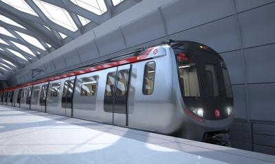 中国首条无人驾驶地铁在香港开通