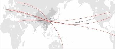 赶紧赚钱!2020年从武汉可直飞五大洲