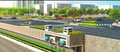 努力完善城市功能 聚力建设管廊城市