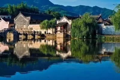 隐匿千年的安徽小村镇,却美得胜过1000部宣传片