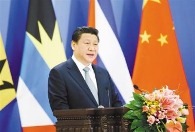 从习近平海外署名文章读懂中国外交新理念