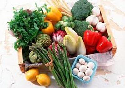 盘点能排毒的蔬菜和水果