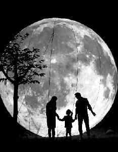 今年十五的月亮十七圆 最圆时刻出现在6日2时40分