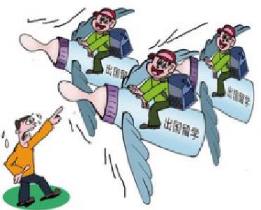 中国孩子出国留学呈低龄化趋势 有多少是自主选择?