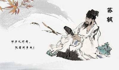 苏轼最经典的10句诗,他是千年来最伟大的文学家!