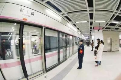 武汉地铁24日夜收班延至24时 增加上线列车数量