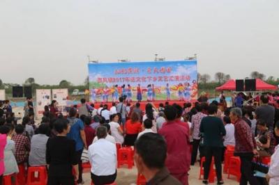 团风:举行第二届民间民俗文化展演展示活动