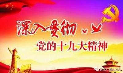 红安县学习宣传贯彻党的十九大精神公益文化展演走进各乡镇
