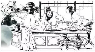 5个打油诗故事,5大老祖宗智慧:天高不算高,人心第一高