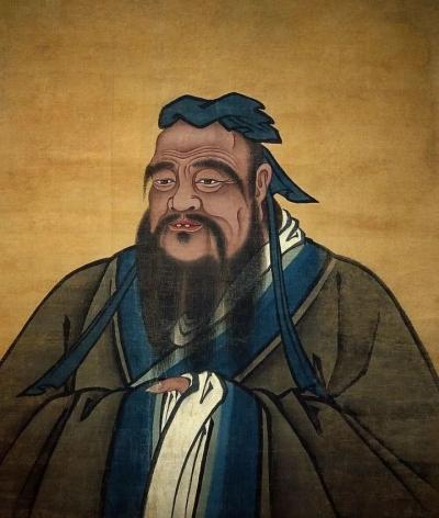 """中国历史上的三十四位""""圣人"""",你知道几位?"""