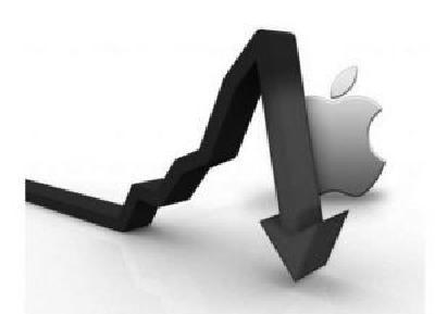 销售弱于预期?苹果市值一周内蒸发数百亿美元