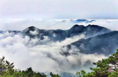 浠水县三角山景区4A整改项目建设加速推进