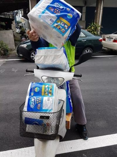 台湾民众最近疯狂抢购卫生纸 原因竟是……