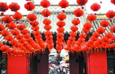 春节期间 我市群众文化生活丰富多彩