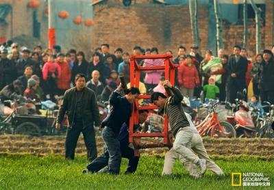 关中人民过正月 | 无聊的仪式千篇一律,有趣的民俗万里挑一!