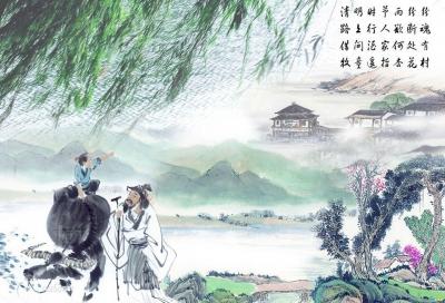 在古诗里读懂春节:最美好的年节,与亲人相守中度过