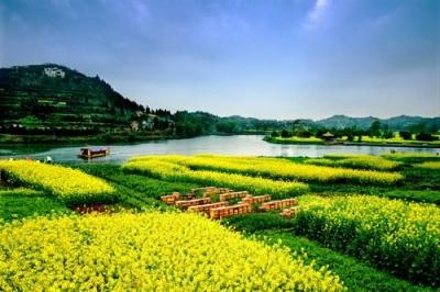 春天的中国,美得不可方物!