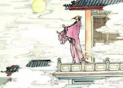 历代历代题咏:李白·《赤壁送别歌》