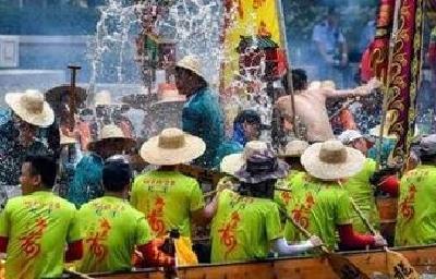 端午假期国内游客超8900万人次 全域旅游见成效
