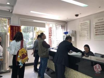 省档案馆周六正常开馆 查询学历市民占近八成