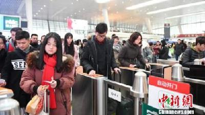 世界级黄金旅游线杭黄高铁:首月发客75.4万人次
