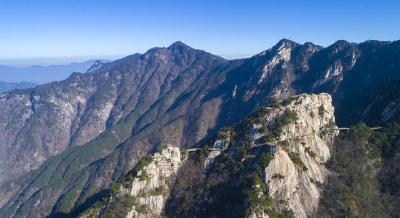28亿年的地老天荒 走进大别山世界地质公园