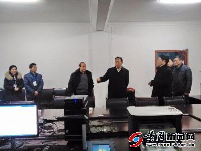 刘雪荣到市退役军人事务局调研要求扎实为广大退役军人服务
