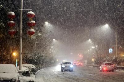 道路千万条 安全第一条!返程请注意:这些地区雨雪来袭