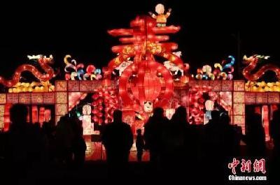 """正月十五是中国古代版""""情人节"""",你计划赏灯约会吗?"""