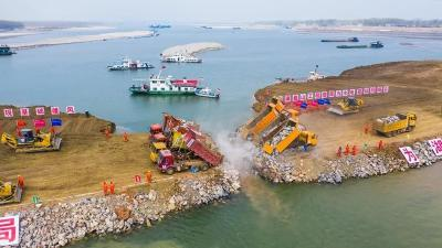 汉江截流成功!湖北将新增一重要水利水电枢纽工程