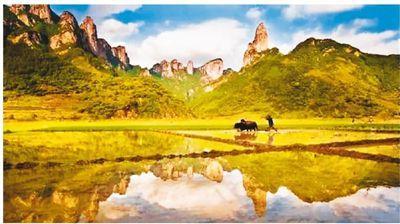 春游中国有了新看点 跟着古诗词去旅游