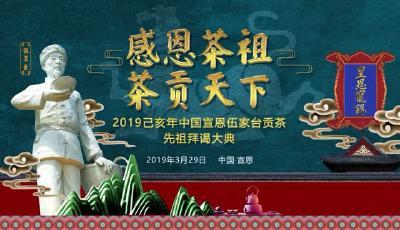 直播   2019中国宣恩春季茶旅融合旅游宣传活动