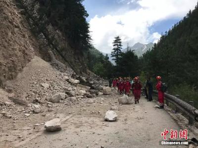 中国国际救援队生日快乐!谢谢你带来那些生的希望