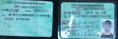 31岁男子用假驾照被罚!其父母质疑:他还是孩子